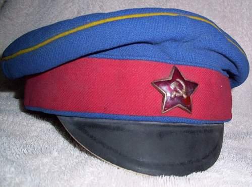 1920's Cavalry visor