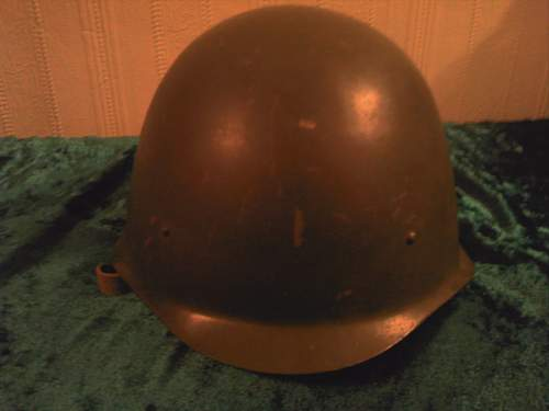 What do you think of this Russian helmet?