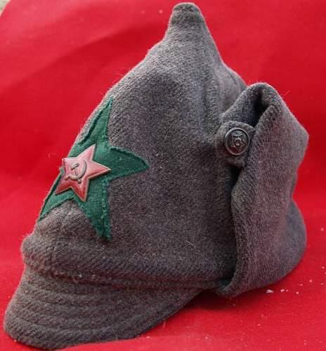 Show your Soviet winter headgear here- Ushankas and Budyonovkas