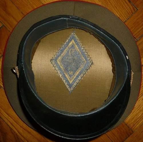 USSR caps