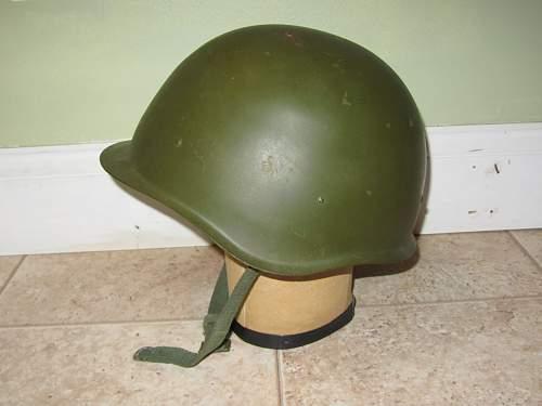 Help with Soviet Helmet