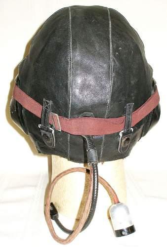 WWII Soviet leather flight helmet - your opinions please