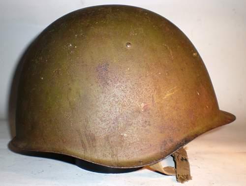 The Ssh39 Twin Helmets