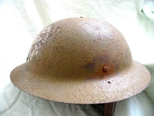 Russian Air defence/warden helmet!