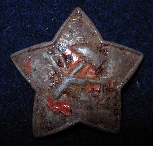 Budenovka - fake or original?