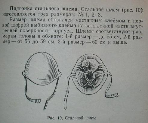 Russian Headgear Sizing Question