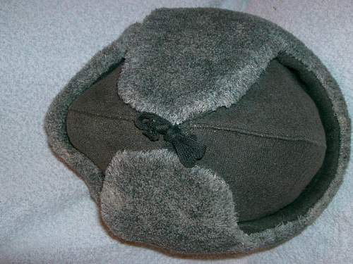 Show your Soviet winter headgear here- Ushankas and Budyonovkas