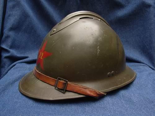 M15 Soviet Helmet