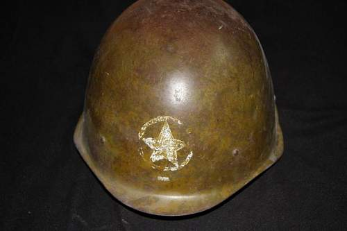 Ssh 40 with unknown insignia (white star)