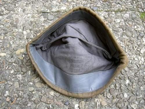 M41 side cap
