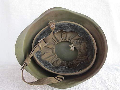Just in - WW2 Ssch39 Helmet