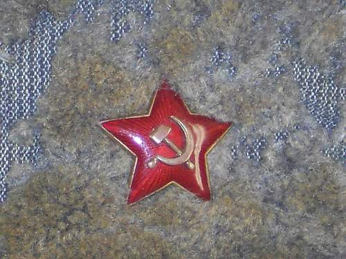 Soviet Caps for review