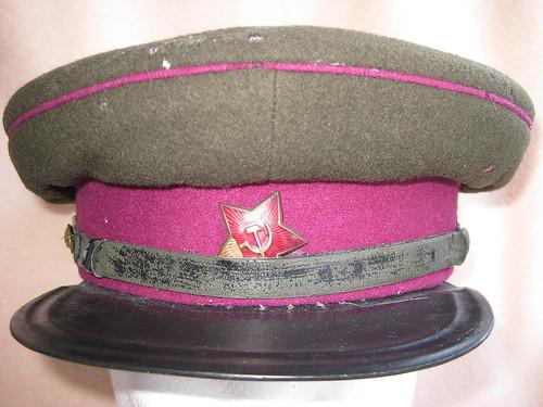Soviet Infantry Cap, Genuine WW2??