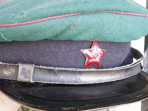 New cap/Furashka pick up