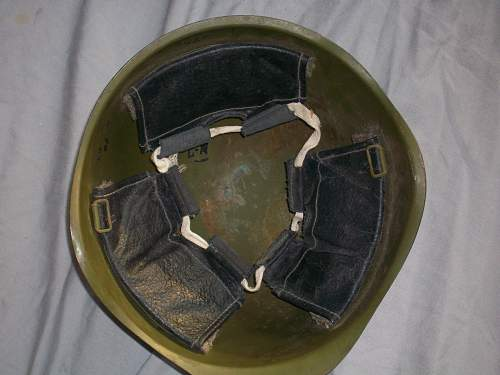 Is this an m40 helmet?