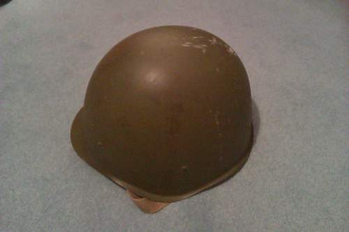 Possibly Soviet Helmet in Need of Identification? Does anybody know what this is? :)