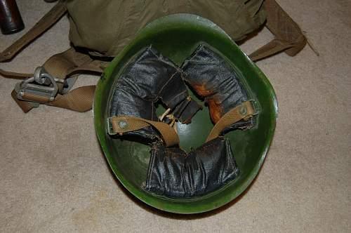 SSh40 helmet authentic?