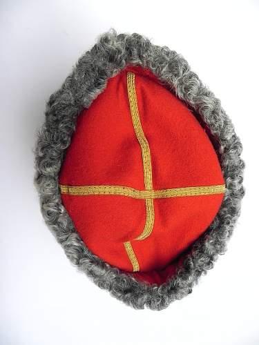 Generals Hat/Papaha