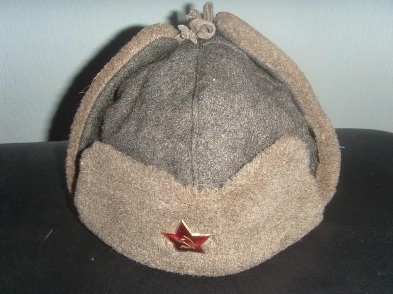 e44964ce8ca ushanka fur hat WW2 Original