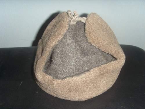 ushanka fur hat WW2 Original?
