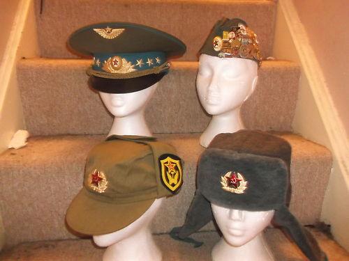 Value of Russian Headgear