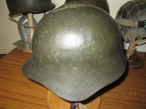 My first russian helmet! ssh 36