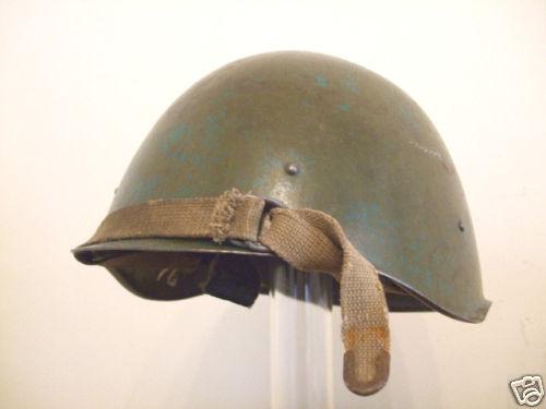 Dating an SSh-40 helmet?
