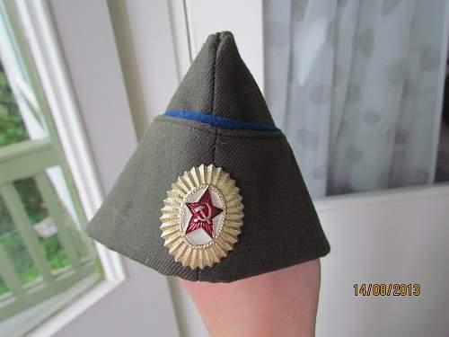 Unknown Soviet sidecap