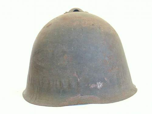 M 27 Soviet steelhelmet