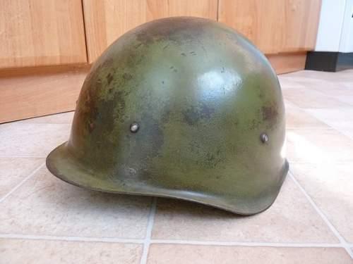 An authentic 1941 Ssh-40?