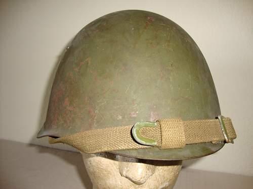 WW 2 Russian Helmet