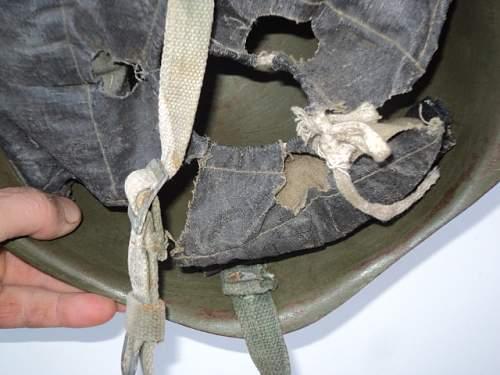 Click image for larger version.  Name:WW2 Original Russian helmet SSH-40g.JPG Views:138 Size:147.8 KB ID:586157
