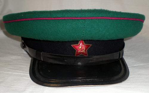 Opinions wanted on 1940's Border Guards cap