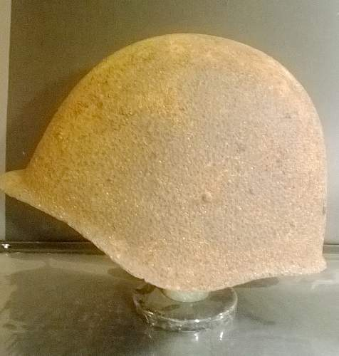 Ssh40 soviet helmet  relic  opinion