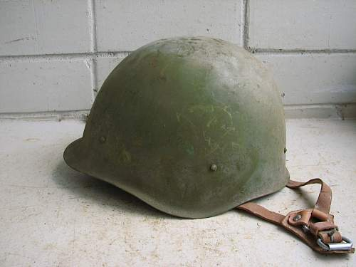 ww2 Russian helmet on Ebay, Need help to know if its authentic.