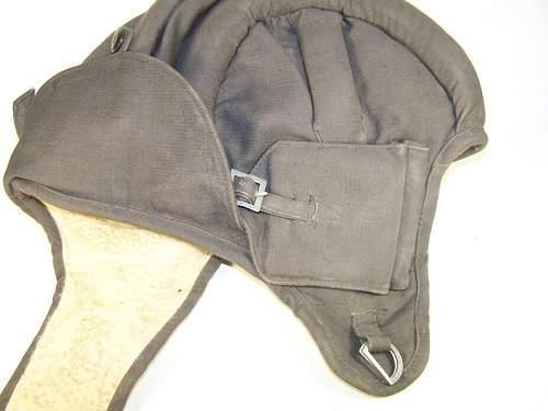 Tankist/VDV Helmet?