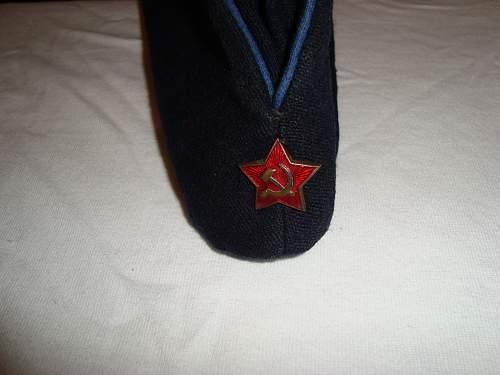 Pilotka Air Force
