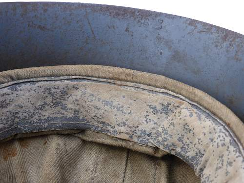 Blue Russian M36 for review. Navy?