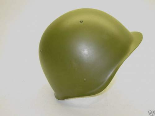 is this a Russian M40 / 60 helmet? or M68?