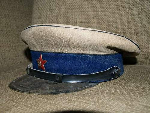 Some of my M35 visor hats