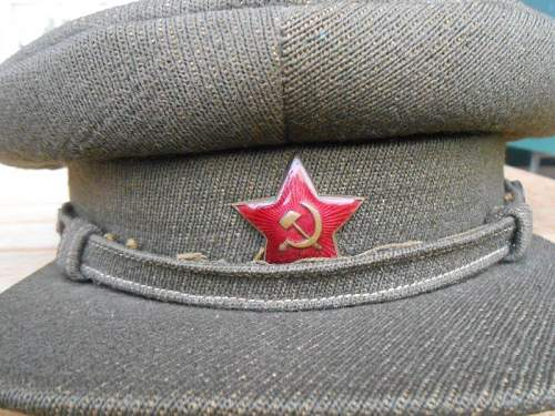 Campaign Cap