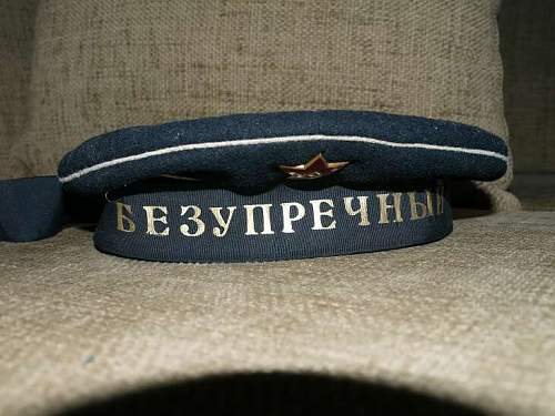 Another one NAVY cap