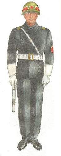 Ssh 39 colors of the Military Police