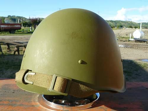 Post war Soviet Ssh 40