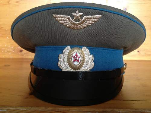 Soviet Air Force Hat (Everyday use)