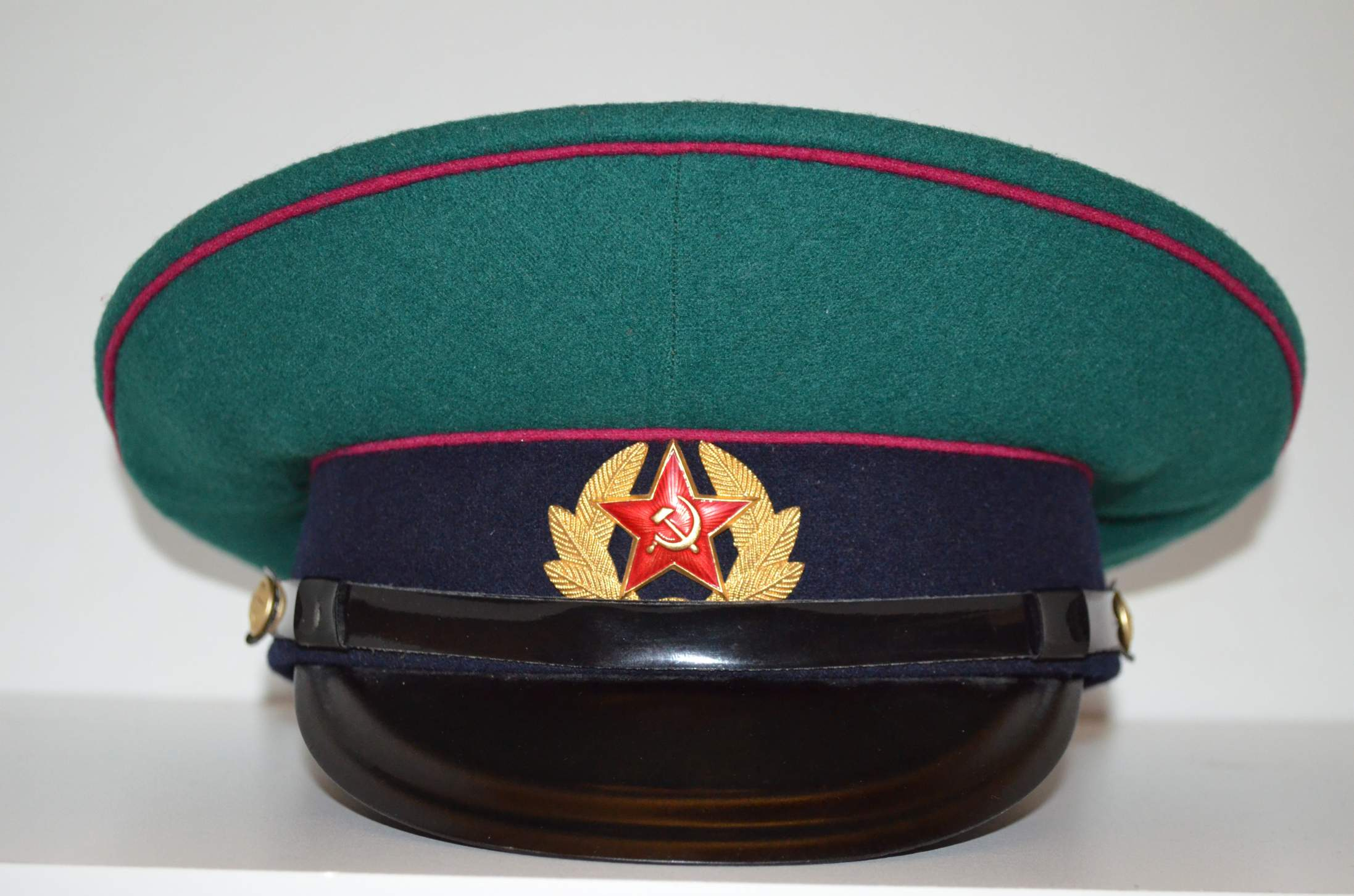 2d3db3b77 My Soviet Hat Collection