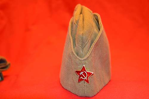 My Soviet Hat Collection
