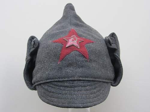 NKVD Budionovka dated 1937