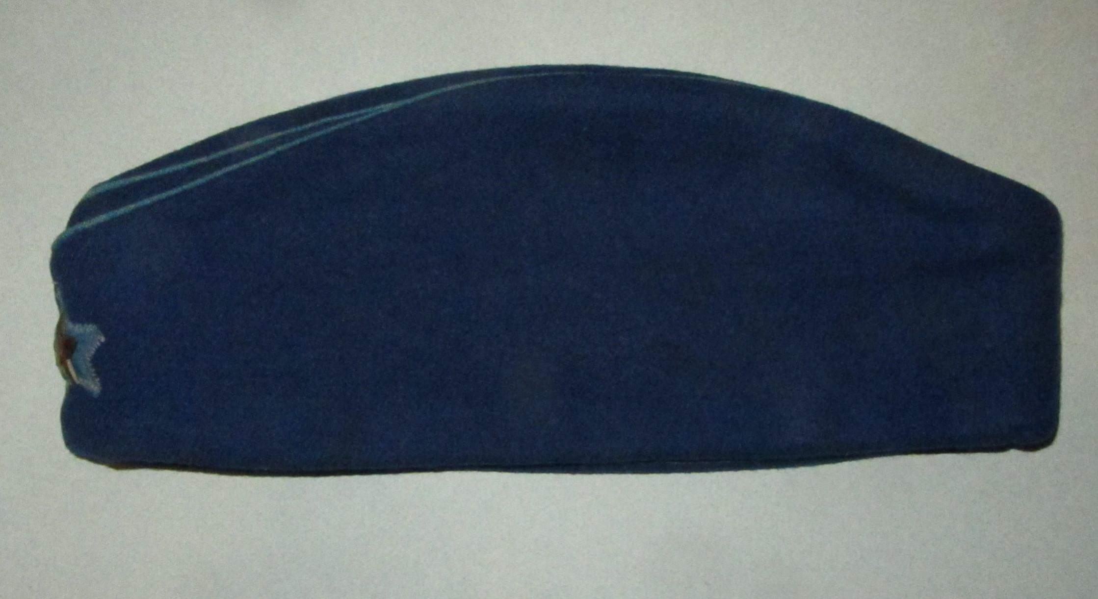 Red Air Force m35 officers  pilotka  side cap db3d993f583