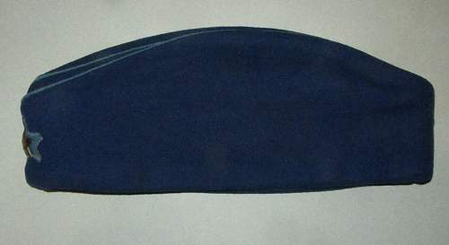 Red Air Force m35 officers 'pilotka' side cap